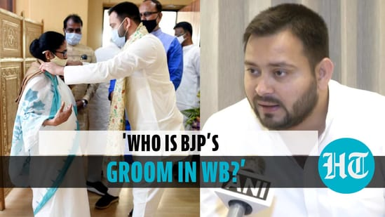 Tejashwi Yadav offered his full support to WB CM Mamata Banerjee in the upcoming assembly polls