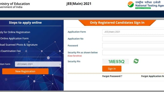 Students who have appeared in the JEE Main February examination can check the answer key at jeemain.nta.nic.in.(jeemain.nta.nic.in)