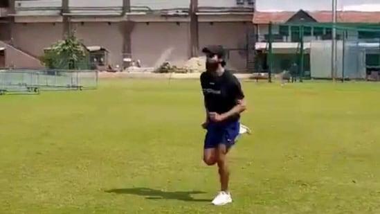 Indian all-rounder Ravindra Jadeja(Twitter)