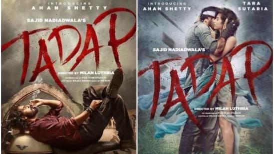 Tadap will be Ahan Shetty's debut vehicle. It also stars Tara Sutaria.