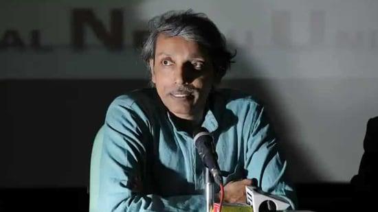 JNU vice-chancellor M. Jagadesh Kumar (HT File Photo )