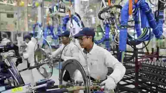 February data pointed to the strongest increase in input inventories in the survey history as firms reacted to rising production needs by lifting purchasing activity.(Reuters file photo. Representative image)