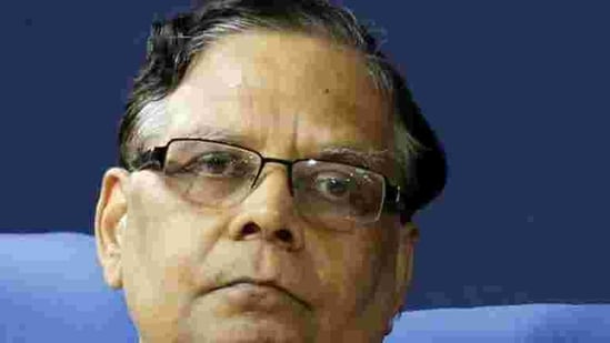 Arvind Panagariya, former vice-chairman of NITI Aayog in New Delhi, India.(HT Photo)