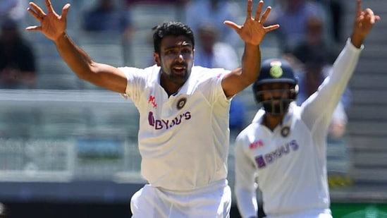 R Ashwin has picked up 24 wickets in the series. (Getty Images)