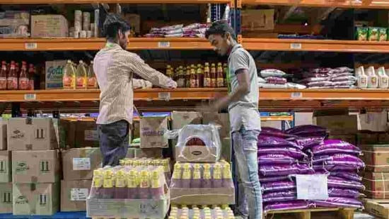 "Grocery is the next big frontier for online shopping and is a key focus area for Flipkart to bring new customers online,"" the company added.(Bloomberg)"