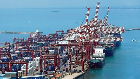 Sri Lanka announced on Tuesday that it would develop another terminal — West Container Terminal — at the same port with India and Japan.(Reuters | Representational image)