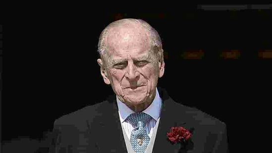 Prince Philip's 14-night stay in hospital is the longest he has needed treatment.(AFP photo)
