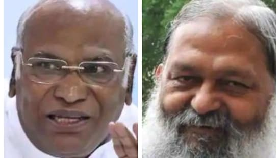 Mallikarjun Kharge has said youngsters should be vaccinated. Haryana minister Anil Vij does not need vaccine, he himself claimed.