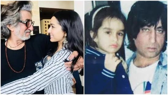 Shraddha Kapoor is the daughter of actor Shakti Kapoor.