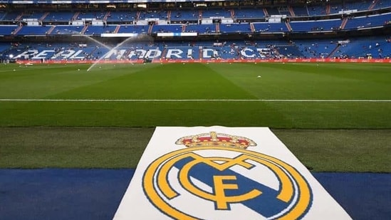 Santiago Bernabeu, Real Madrid's stadium in the heart of the Spanish capital(Getty Imagess)