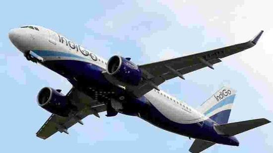 IndiGo, which has some 730 Airbus SE A320neo planes on order, laid off about 10% of its workforce due to the pandemic-driven slowdown.(REUTERS)