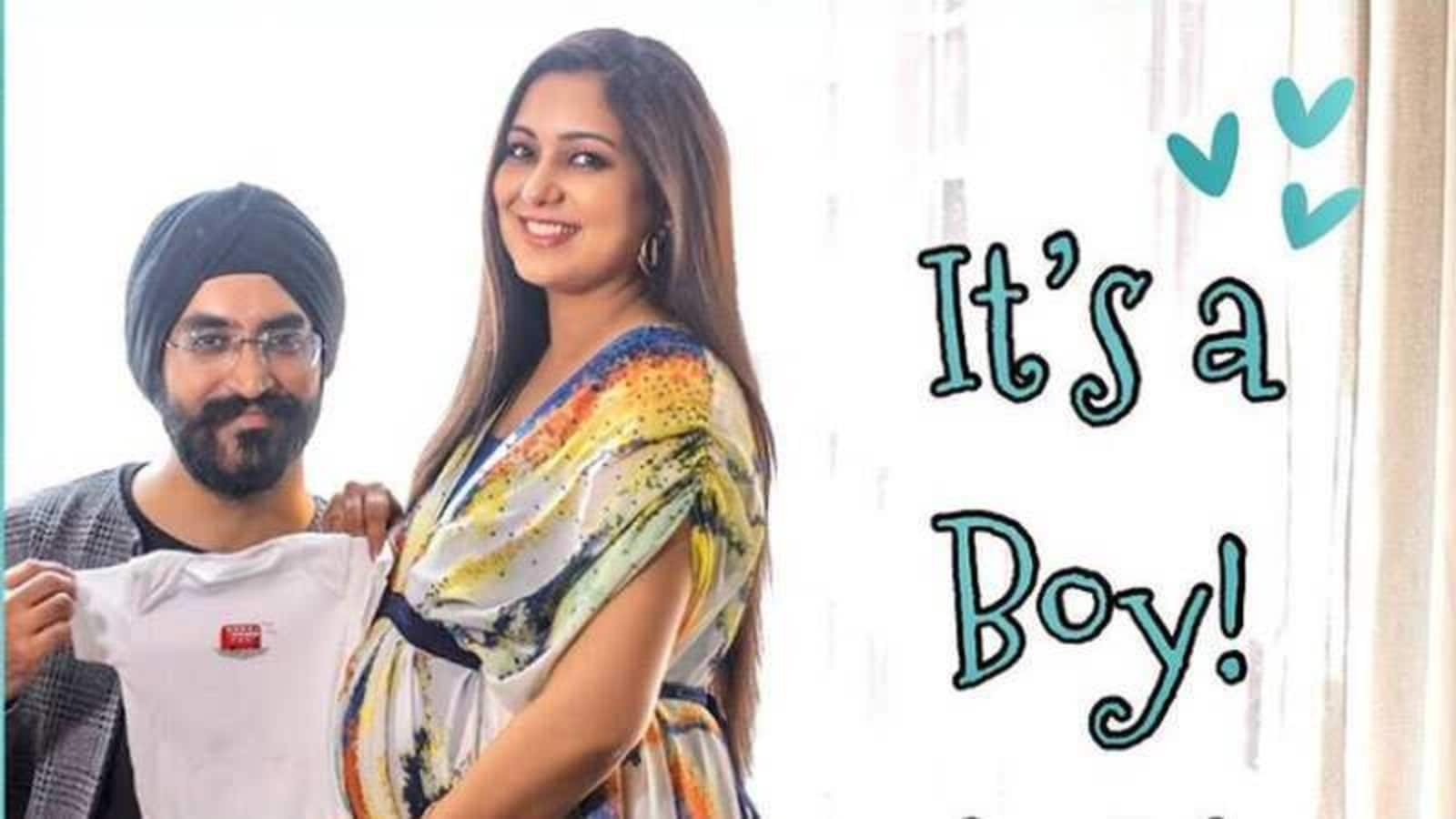 Harshdeep Kaur welcomes baby boy, says 'our Junior Singh has arrived' - Hindustan Times