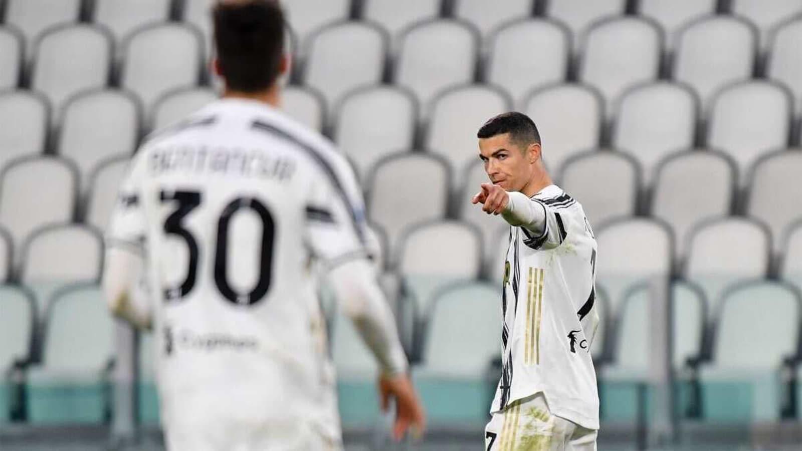 Ronaldo marks 600th league game with landmark goal as Juventus beat Spezia  | Hindustan Times