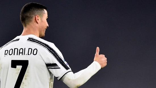 Cristiano Ronaldo: File photo(REUTERS)