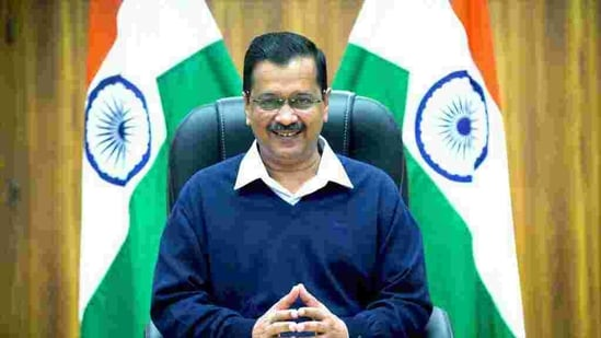 Chief minister Arvind Kejriwal(ANI Photo)