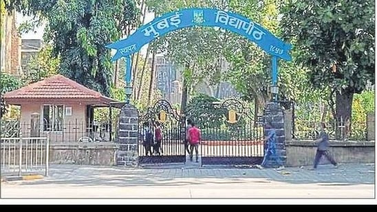 Many affiliated colleges of MU had complained that after completing admissions in January this year, most colleges had started regular lectures for the first year PG batches only by mid-January and conducting exams within six weeks would have been unfair to students.(HT file)