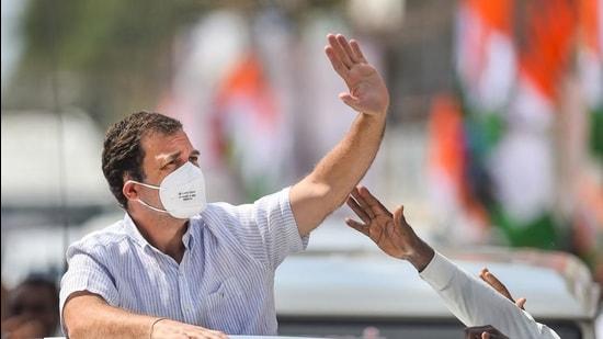 Congress leader Rahul Gandhi. (PTI)