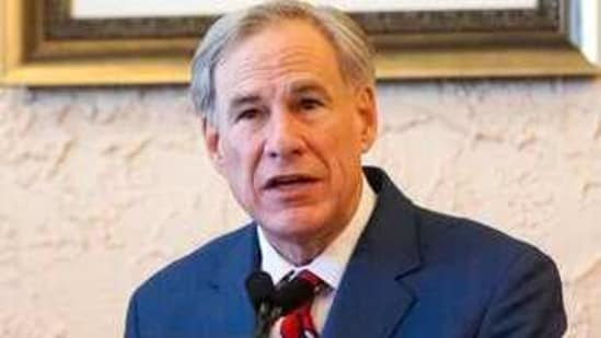 Texas Governor Greg Abbott announced on Tuesday that he is rescinding executive orders that limit capacities for businesses and the state wide mask mandate.(AP Photo)
