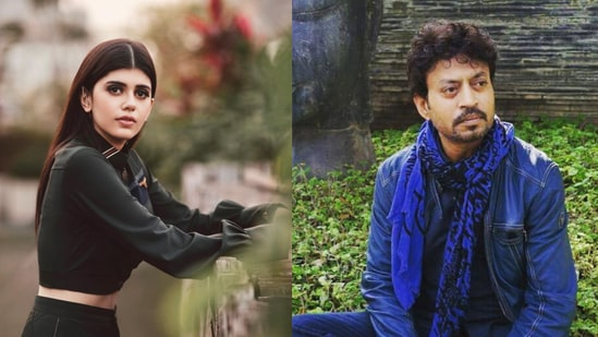 Sanjana Sanghi on the acting lessons received from Irrfan Khan.