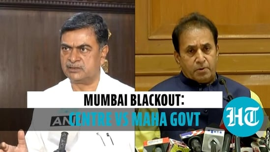 Centre says Mumbai blackout a 'human error', no proof of Chinese role