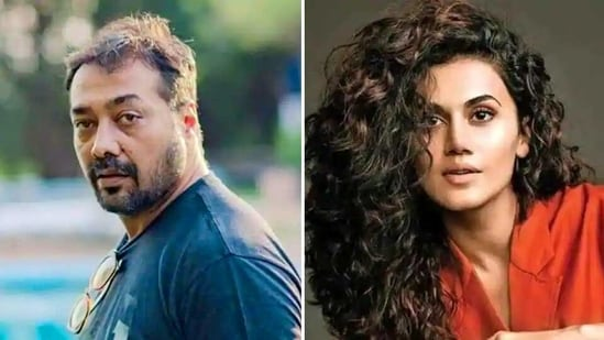 The I-T department conducted raids on properties of Anurag Kashyap and Tapsee Pannu on Wednesday.