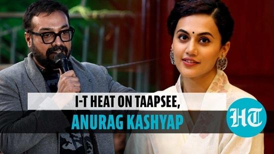 Anurag Kashyap & Taapsee Pannu