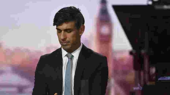 Rishi Sunak will announce 4.3 billion pounds ($5.7 billion) of new funding to help the unemployed back into work(REUTERS)