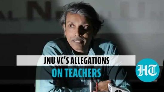 JNU VC on NTA conducting entrance exams