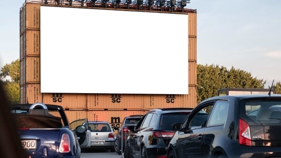 About 100 vehicles gathered in a Khartoum parking lot across from giant screens showing Sudanese and European films on Friday, the start of a week-long festival organized by the British Council. (Representational Image) (Unsplash)
