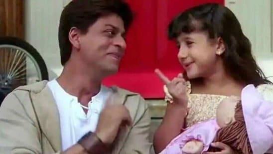 Jhanak Shukla also appeared in Karishma Kaa Karishma.