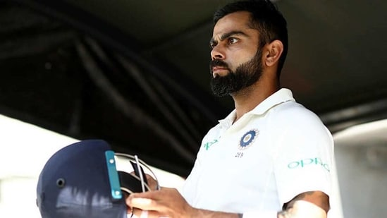 Virat Kohli feels India's good performances are a result of their efforts and not due to the nature of pitches. (Getty Images)