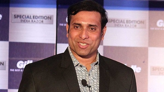 File image of VVS Laxman. (Getty Images)