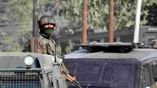 Pakistan resorted to 5133 incidents of ceasefire violations in 2020.(ANI file photo. Representative image)