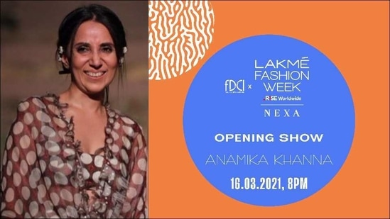 Anamika Khanna to open LFW, FDCI's joint fashion week with 'Timeless the World'(Twitter/IActresses/fdciofficial)