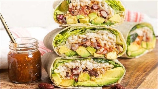 Recipe: Believe in plant-based eating? Try your hands on this easy burrito(Instagram/plantbasedonabudget)