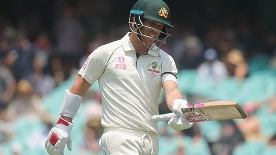David Warner admits he shouldn't have rushed back from the groin injury. (Getty Images)