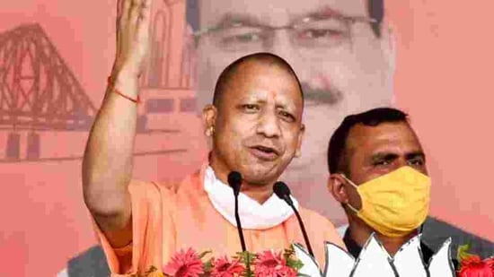 Uttar Pradesh chief minister Yogi Adityanath said his government's welfare policies were non-discriminatory.