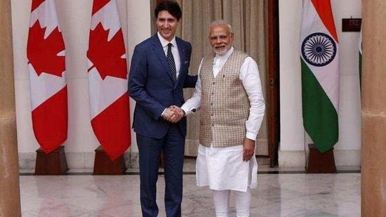 Trudeau lauded India's tremendous pharmaceutical capacity under PM Modi's leadership(HT_PRINT)