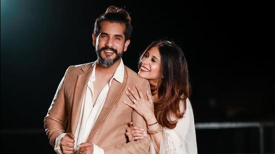 Kishwer says this pregnancy wasn't planned