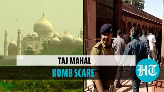 Taj Mahal briefly shut, tourists evacuated after hoax bomb call