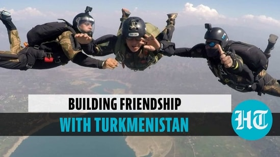 Indian Army trains Turkmenistan Special Forces