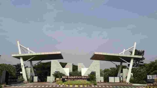 The Shiv Nadar University, the first private varsity to be legislated in Tamil Nadu in nine decades, has been set up near Chennai.(Handout)