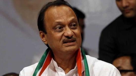 Maharashtra deputy CM Ajit Pawar (HT File Photo)