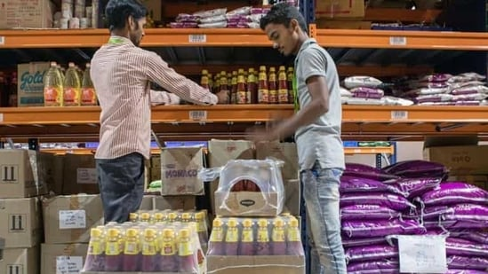 In February, Reliance Retail said it is building its own supply chain by converting its Reliance Market stores into fulfilment centres, to further the reach of its new commerce venture, JioMart, and expedite deliveries..(Bloomberg)