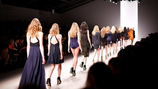 Covid-19 restrictions forced New York, London, Milan and Paris fashion weeks to go virtual in the past year, with brands rethinking how to keep the buzz of catwalk shows online.(Pixabay)