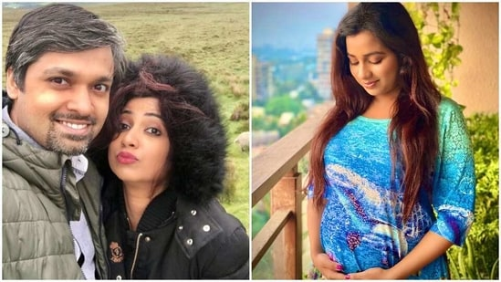 Shreya Ghoshal is all set to become a mother.