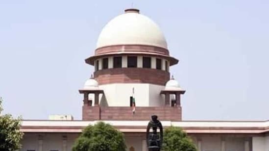 Additional Solicitor General (ASG) Sanjay Jain said he will reply to these arguments on Tuesday when the matter will be next heard.(Sonu Mehta/HT PHOTO)