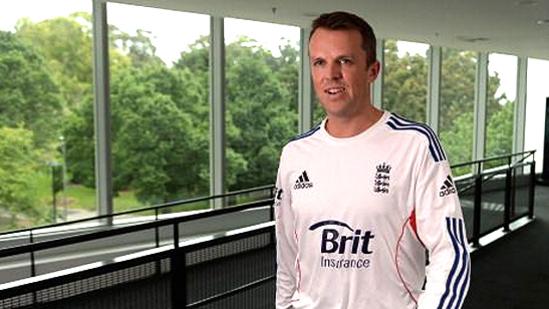 Former England pacer Graeme Swann (Twitter)