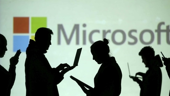 """White House press secretary Jen Psaki told reporters that the vulnerabilities found in Microsoft's widely used Exchange servers were """"significant"""".(REUTERS)"""