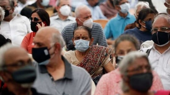 India's Covid-19 tally increased by 16,838 fresh cases on Friday.(REUTERS)